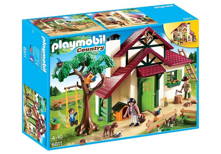 Playmobil Country – Forsthaus (6811) für 22,94€ (statt 30€)