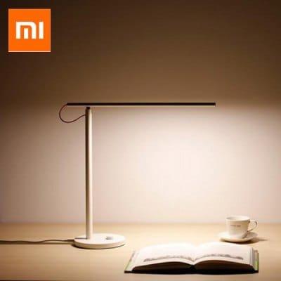 Xiaomi Mijia LED-Tischlampe mit einstellbarer Farbtemperatur für 41,40€