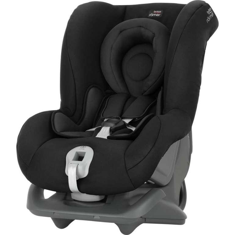 Britax Römer Kindersitz First Class plus Cosmos Black für 116,99€ inkl. Versand (statt 130€)