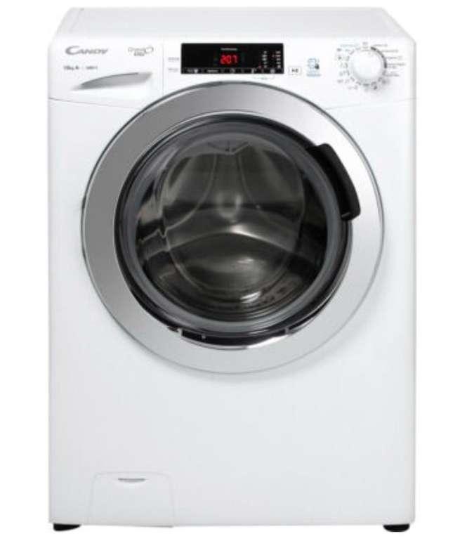 Candy GVS 1410TWC3/1-S Waschmaschine mit 10kg Ladevolumen für 269,10€ inkl. Versand