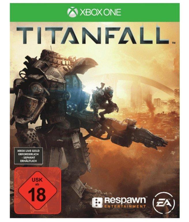 Titanfall XBOX One Digital Code für 5,09€ (statt 9,50€)