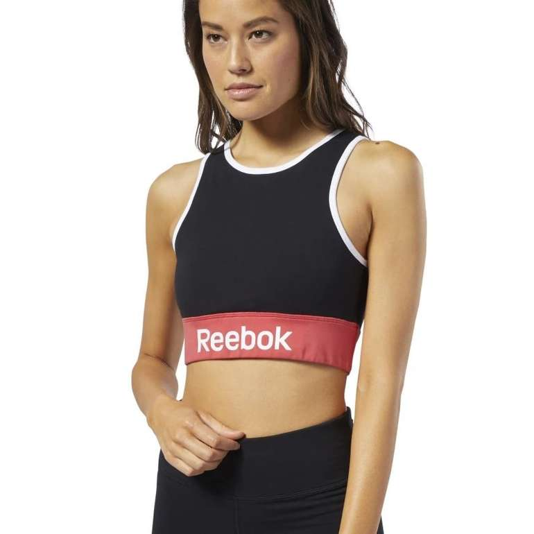 Reebok Sport-BH Training Essentials Light-Impact Bralette für 11,97 zzgl. VSK (statt 19€)