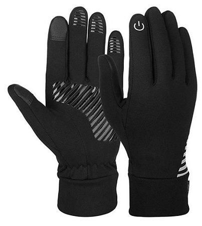Vbiger Herren Touchscreen Handschuhe (S/L) ab 2,40€ inkl. Prime VSK + Weitere