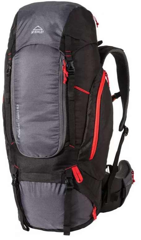 Bestpreis: McKinley Make 55+10 Trekkingrucksack für 44,89€ inkl. Versand (statt 55€)