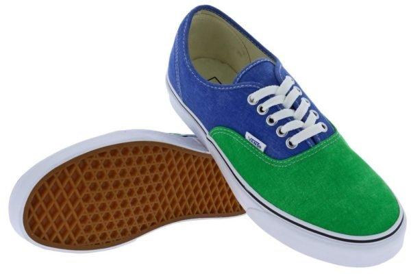 Vans Sneaker Authentic Unisex Washed 2 Tone (VZUKFPT) für 15,06€ (statt 38€)