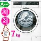 Grundig GWN 37631 Waschmaschine mit Inverter-Motor, 7kg & A+++ für 329,99€ (statt 457,40€)