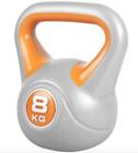 """8kg Gorilla Sports Kettlebell """"Stylisch"""" aus Kunststoff für 17,01€ inkl. Versand"""