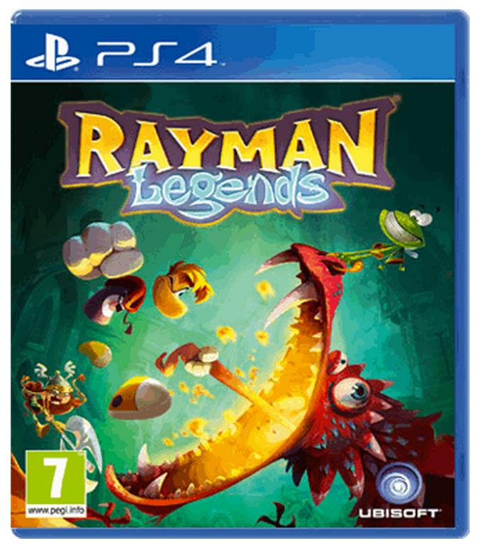 Rayman Legends (PS4) für 14,50€ inkl. Versand (statt 21€)