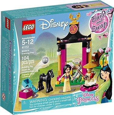 Lego Mulans Training Bausatz 41151 für 6,99€ inkl. Versand (statt 11€)