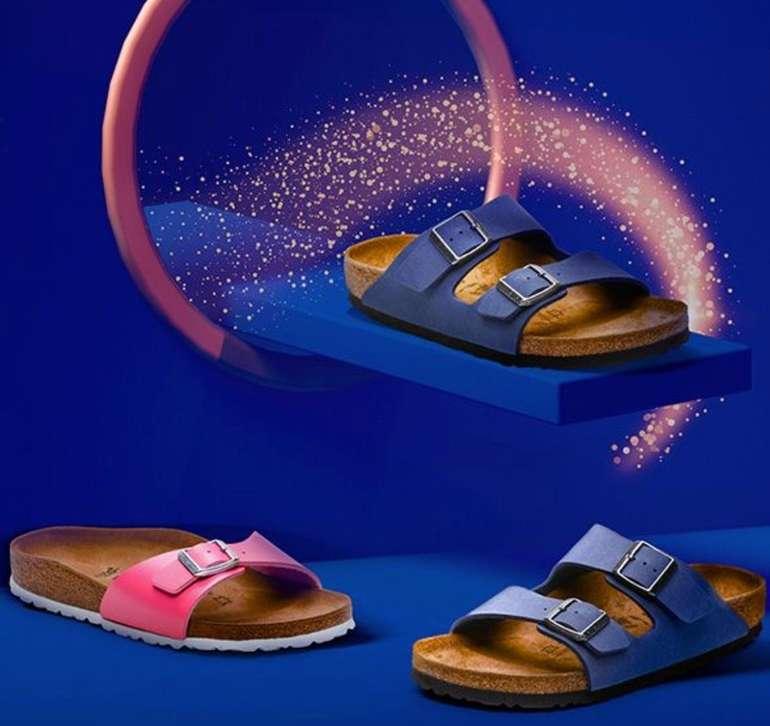 Großer Birkenstock Sale mit bis 65% Rabatt Schuhe für die…