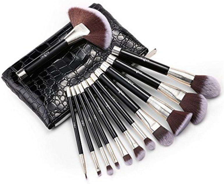 Anjou Kosmetik Pinsel Set (12 tlg.) für 9,99€ inkl. Versand (Prime)