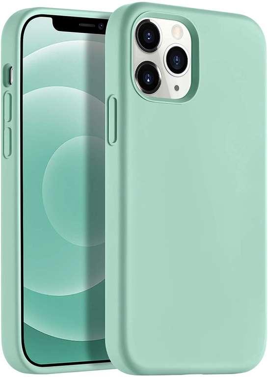 Upeak iPhone Silikon Hüllen reduziert, z.B. iPhone 12/12 Pro für 5,99€ inkl. Prime Versand