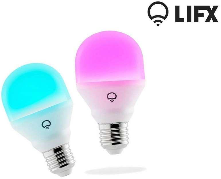2x Lifx Mini Colour LED-Lampe für 55,90€ inkl. Versand (statt 98€)