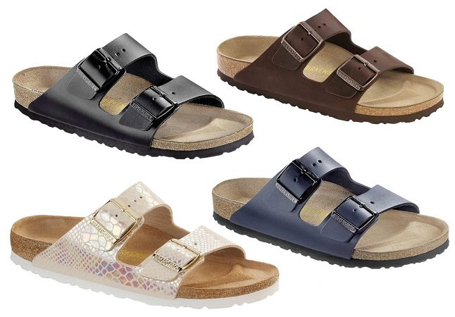 Birkenstock Arizona Sandalen für 39,95€ inkl. Versand (statt 50€)