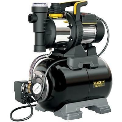 Stanley Hauswasserwerk 900 W, 3.300 l/h, 1,5 - 3,0 bar mit Filter für 107,91€