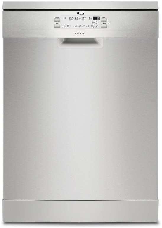 AEG Spülmaschine FFB52600ZM für 482,99€ inkl. Versand (statt 579€)