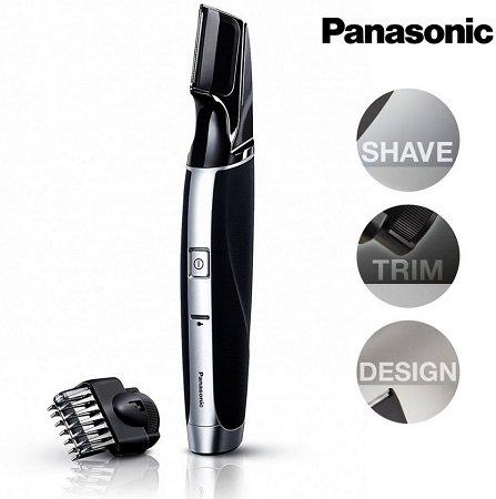 Panasonic ER-GD50 Bart- und Haarschneider für 39,95€ inkl. VSK (statt 56€)