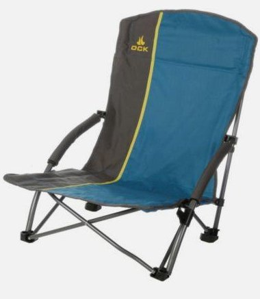 Schnell! OCK Campingstuhl für 13,46€ inkl. Versand (statt 30€)