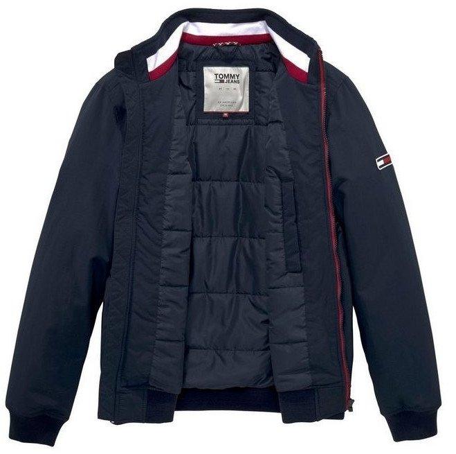 Tommy Jeans Blouson in Navy für 91,65€ inkl. Versand (statt 113€)