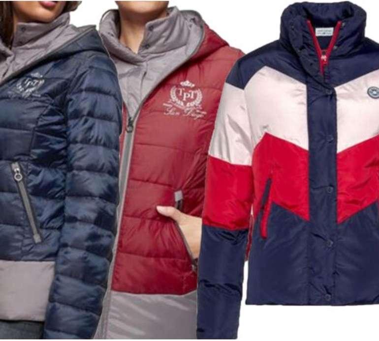 Tom Tailor Polo Team windabweisende Herbst Stepp-Jacken für je 39,99€ inkl. Versand (statt 50€)