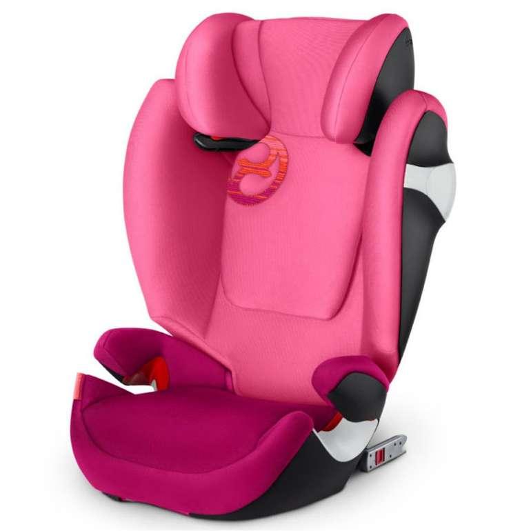 cybex Gold Kindersitz Solution M-fix in Passion Pink Purple für 125,01€ inkl. Versand