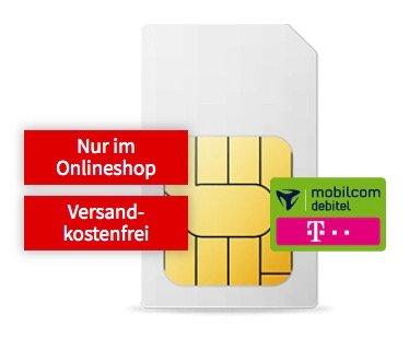 Telekom Allnet-Flat mit 6GB LTE für 16,99€ mtl. + 300€ Coupon!