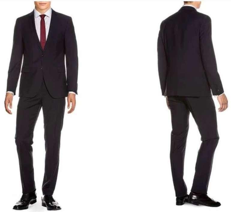 Strellson Anzug mit Reverskragen (Regular und Slim Fit, 100% Schurwolle) für 156,89€ inkl. Versand (statt 229€)
