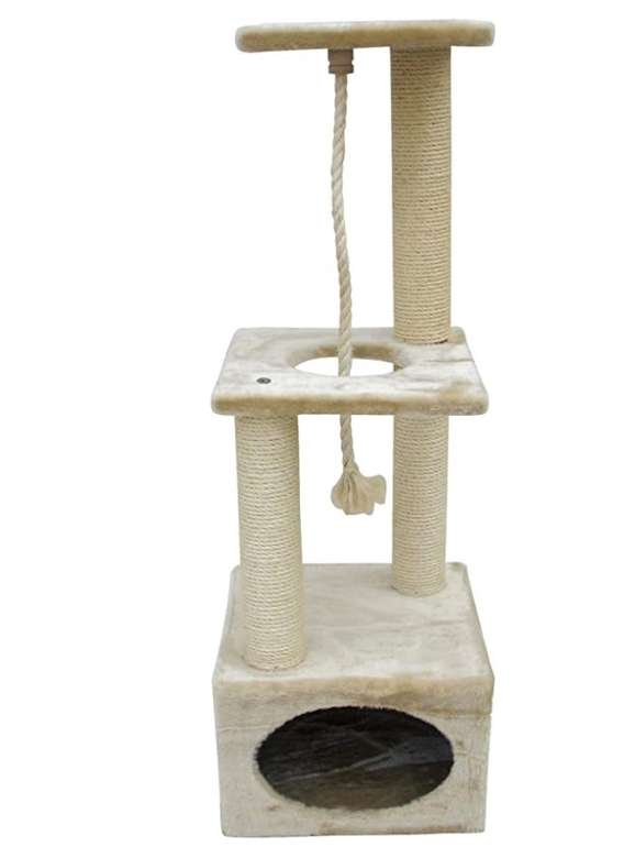 Kerbl Kratzbaum Platin Pro (Höhe: 109 cm) für 23,81€ inkl. Prime Versand (statt 40€)