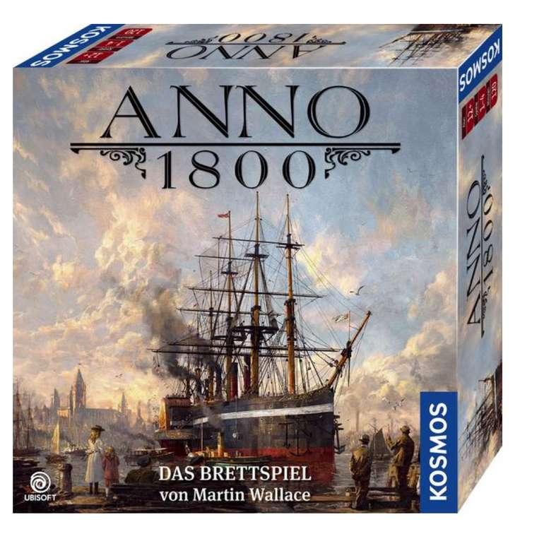 Kosmos ANNO 1800 (680428) - Das Brettspiel für 36,99€inkl. Versand (statt 43€)