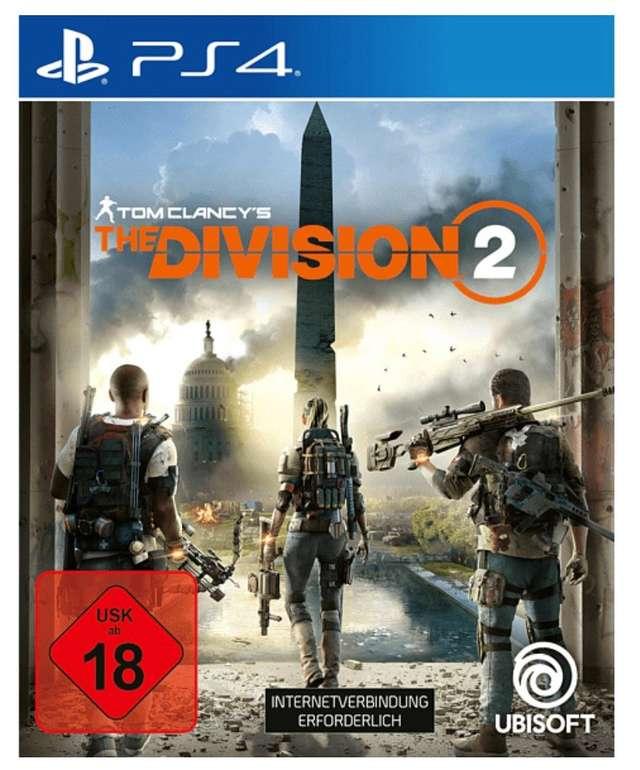 Neue Media Markt Prospekt Angebote - z.B. Tom Clancy's The Division 2 [PS4] für 9,99€ (statt 16,99€)