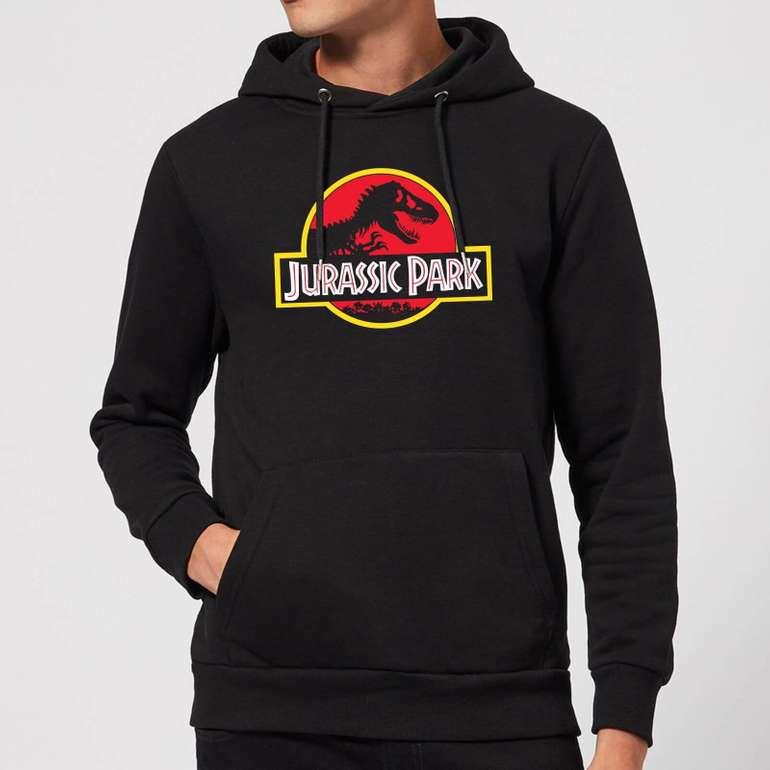 Jurassic Park Herren Pullover + Limitierte Edition Lego Minifiguren für 28,99€