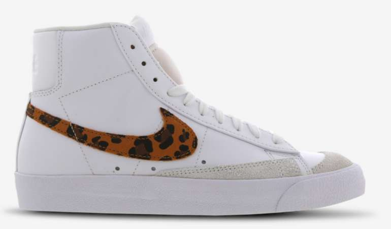 """Nike Blazer Mid """"Leo-Design"""" Damen Schuhe für 59,99€inkl. Versand (statt 79€)"""