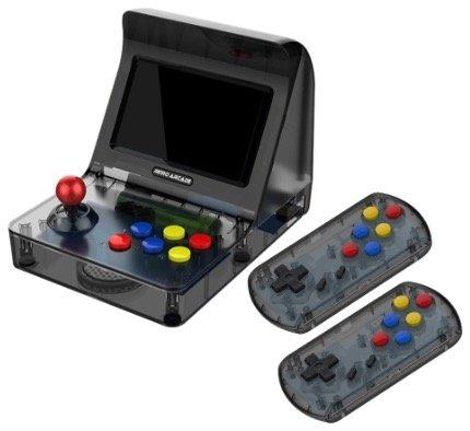 A8 Retro Arcade Gaming Machine mit 3000 Spielen für 57,48€ inkl. Versand