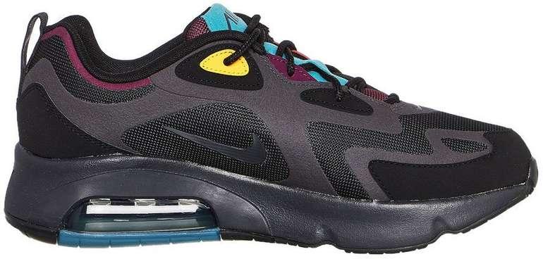 Nike Air Max 200 Herren-Sneaker in Schwarz für 64,89€ inkl. Versand