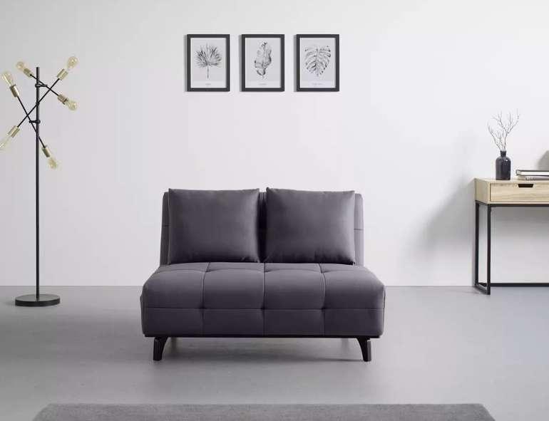 Bessagi Home Schlafsofa Rica in Grau für 428,30€ inkl. Versand (statt 578€)