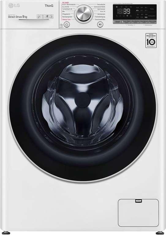LG F6WV709P1 Waschmaschine für 557,07€ inkl. Versand (statt 600€)