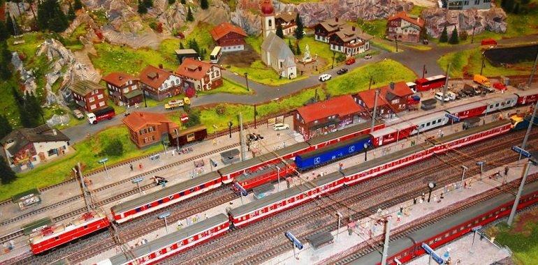 Miniatur Wunderland Hamburg inkl. Übernachtung