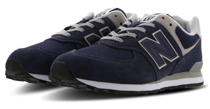 New Balance 574 Kids Sneaker (Gr. 36, 37, 37,5 & 39) für 35,99€…