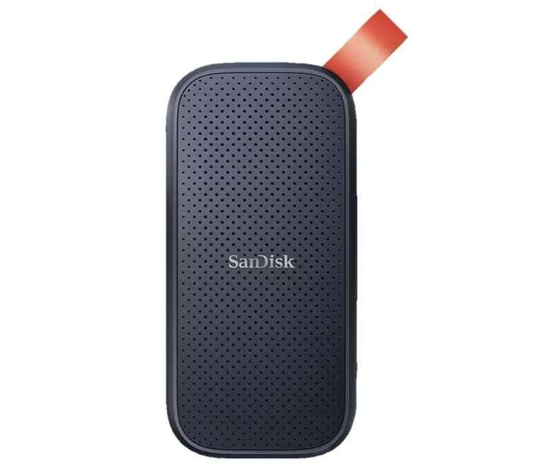 SanDisk Portable SSD Festplatte (2 TB SSD, 2,5 Zoll, extern) für 159,99€ (statt 189€) - MM Club + Newsletter!