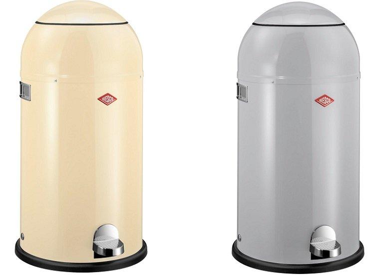 Wesco Liftmaster - 33 Liter Abfalleimer mit Dämpfer