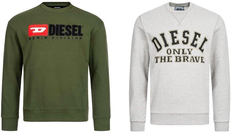 Diesel Herren Sweatshirts 2