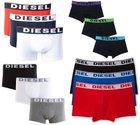 3er-Pack Diesel Boxershorts versch. Farben für je 24,99 inkl. Versand