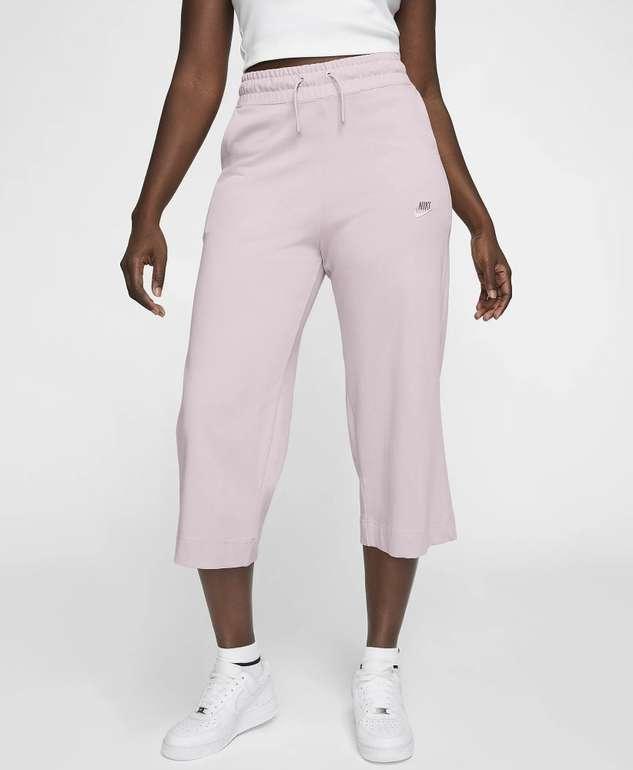 Nike Sportswear Damen Jersey Caprihose in 2 Farben für je 30,38€ (statt 37€) - Nike Membership!