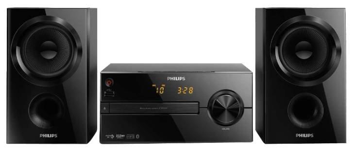 Philips BTM 1560/12 Kompaktanlage für 54,87€ inkl. Versand (statt 78€)