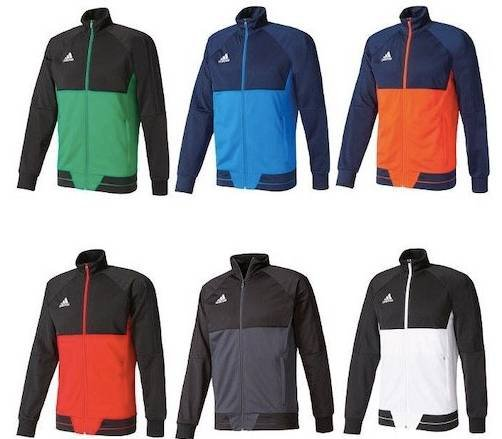 """Hot! Adidas Performance """"Tiro 17"""" Herren-Trainingsjacke für 21,95€ inkl. Versand"""