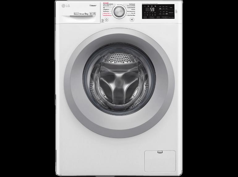 LG F14WM9KS1 Waschmaschine (9kg, 1400U/Min.) für 359,10€ inkl. Versand