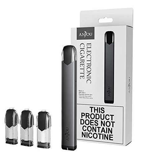 Anjou - E Zigarette mit nikotinfreiem Starterset für 24,99€ inklusive Versand