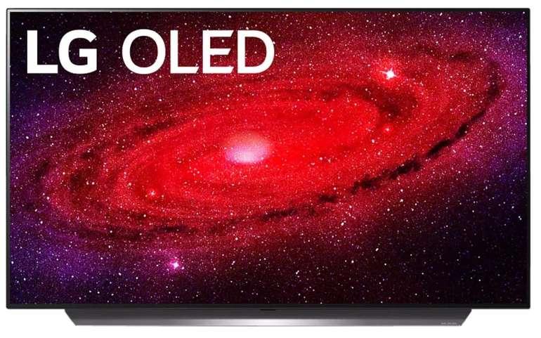 LG OLED48CX9LB – 48 Zoll OLED 4K UHD Smart-TV für 1.392,99€ inkl. Versand (statt 1.508€)
