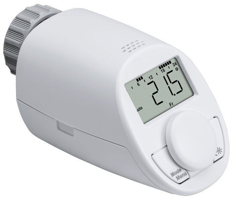 ELV Elektronik-Heizkörper-Thermostat Model N mit Boost-Funktion für 8€