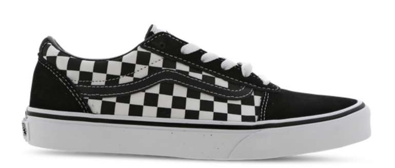 """Vans Ward Kinder Sneaker im """"Checkered Design"""" für 29,99€ inkl. Versand (statt 45€)"""